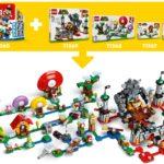 LEGO 71365 LEGO Super Mario Piranha Pflanze Powerwippe Erweiterungsset 4