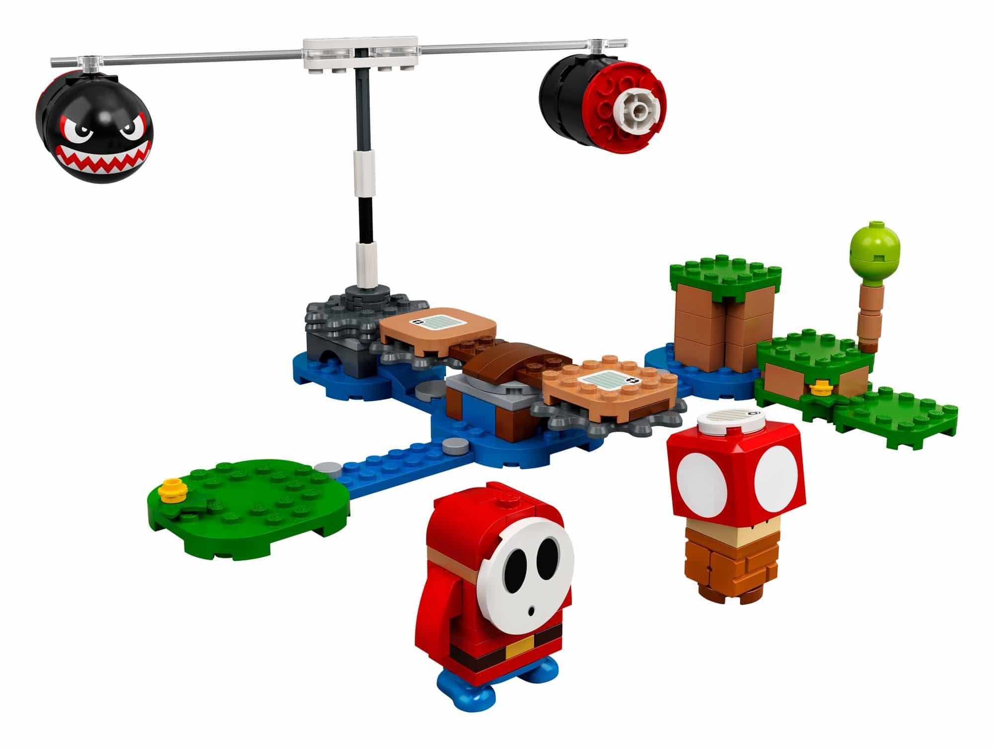 LEGO 71366 LEGO Super Mario Riesen Kugelwillis Erweiterungsset 1