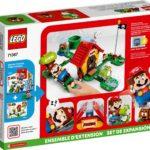 LEGO 71367 LEGO Super Mario Marios Haus Und Yoshi Erweiterungsset 6