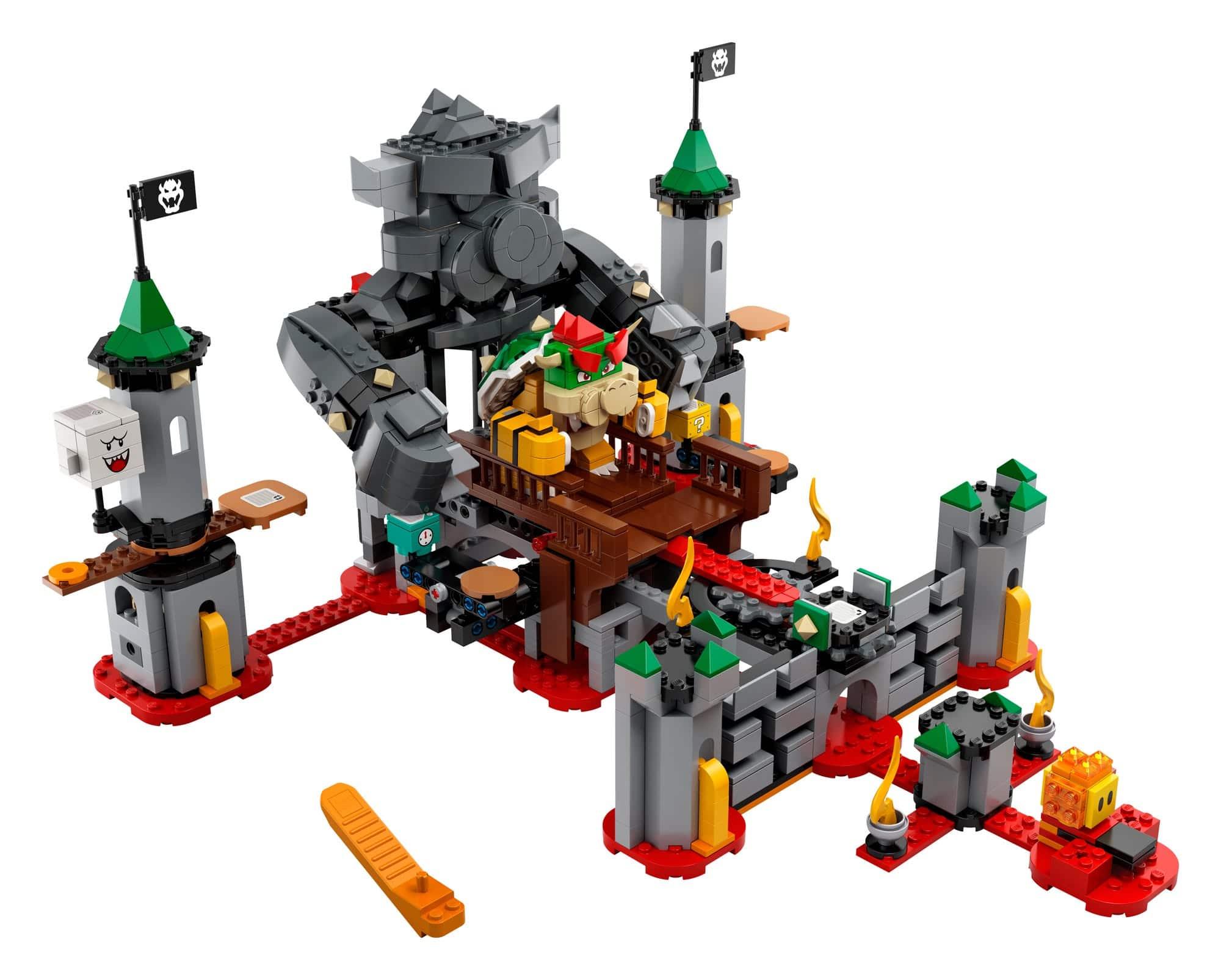 LEGO 71369 LEGO Super Mario Bowsers Festung Erweiterungsset 1