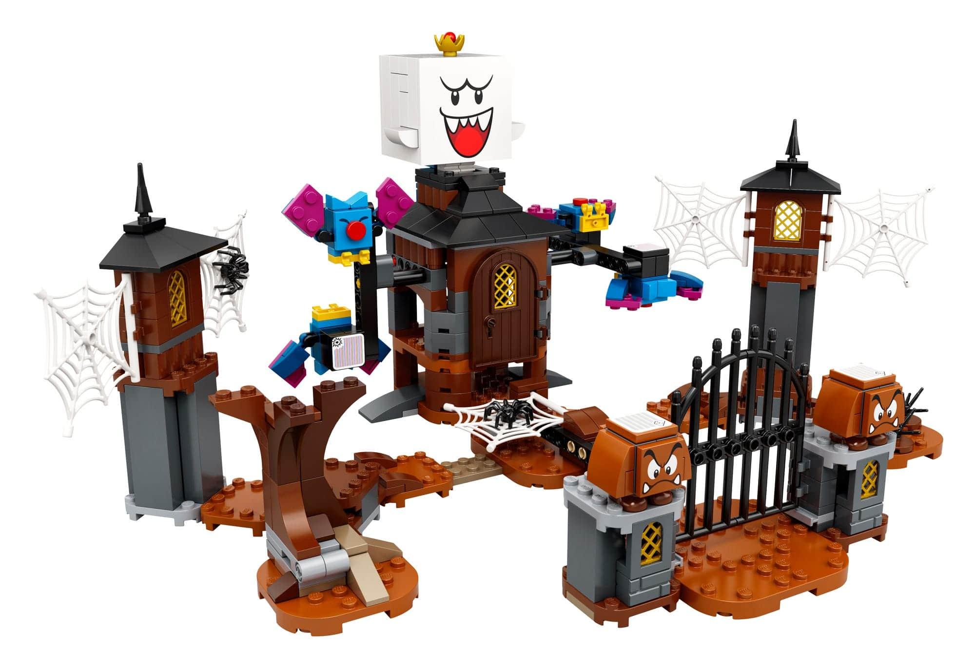 LEGO 71377 LEGO Super Mario K Nig Buu Huu Und Der Spukgarten Erweiterungsset 1