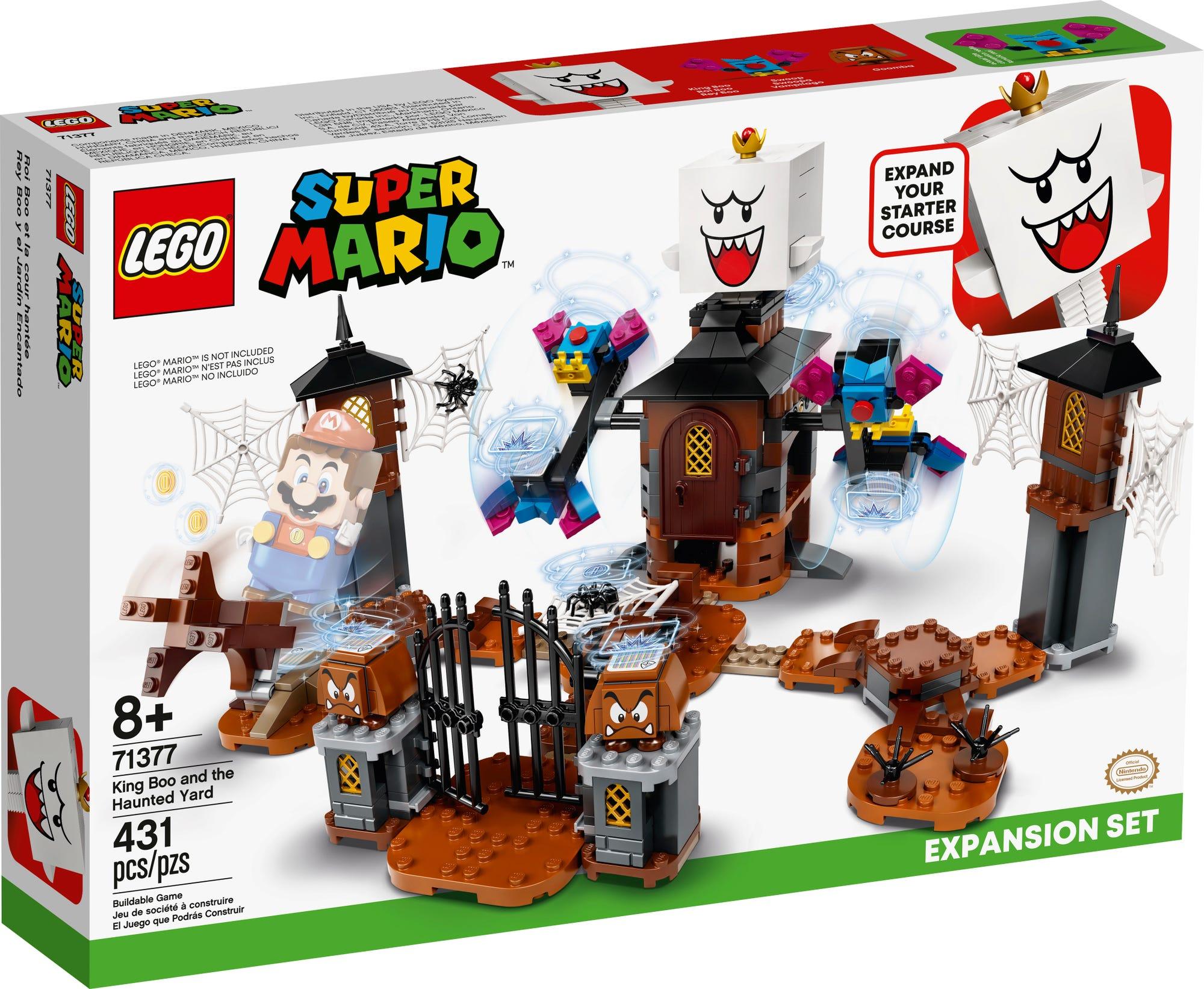 LEGO 71377 LEGO Super Mario K Nig Buu Huu Und Der Spukgarten Erweiterungsset 2