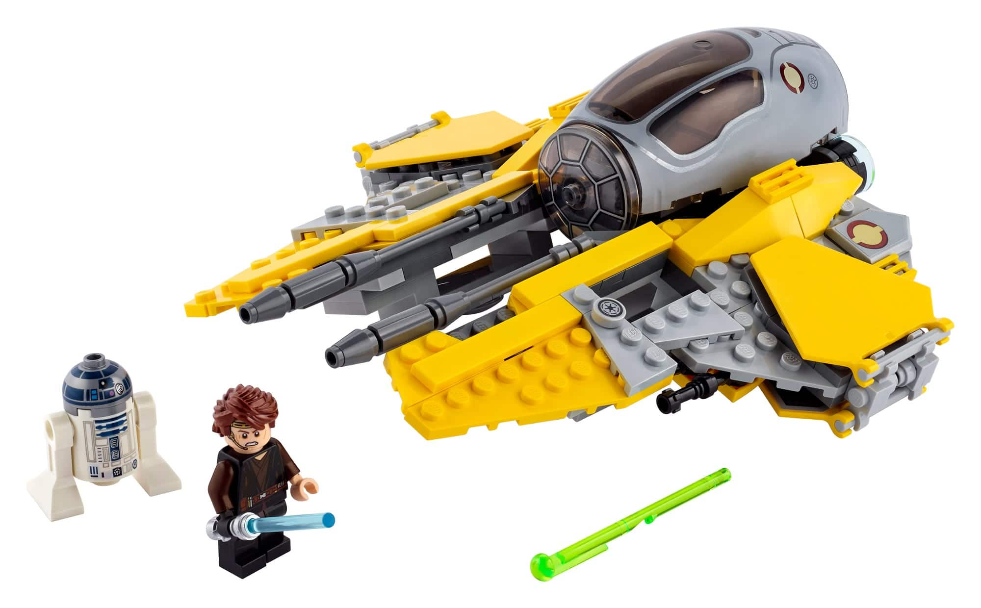 LEGO 75281 Star Wars Anakins Jedi Interceptor 1