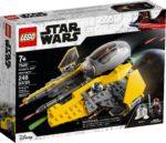 LEGO 75281 Star Wars Anakins Jedi Interceptor 2