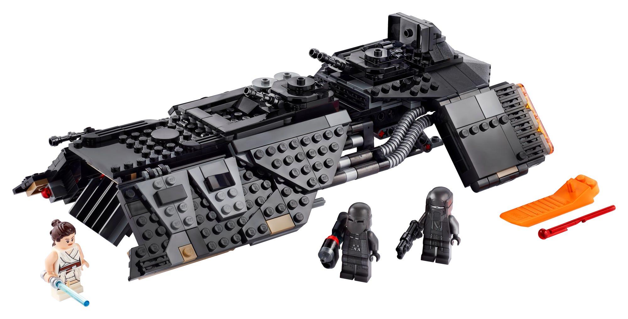 LEGO 75284 Star Wars Transportschiff der Ritter von Ren