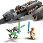 LEGO 75286 Star Wars General Grievous Starfighter 5