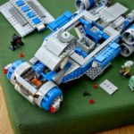 LEGO 75293 Star Wars I Ts Transportschiff Der Rebellen 10