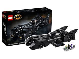 LEGO 76139 Batmobile 1989