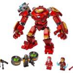 LEGO 76164 LEGO Marvel Iron Man Hulkbuster Versus A I M Agent 1