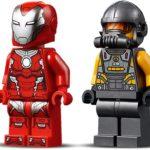 LEGO 76164 LEGO Marvel Iron Man Hulkbuster Versus A I M Agent 3
