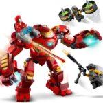 LEGO 76164 LEGO Marvel Iron Man Hulkbuster Versus A I M Agent 4