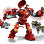 LEGO 76164 LEGO Marvel Iron Man Hulkbuster Versus A I M Agent 5