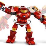LEGO 76164 LEGO Marvel Iron Man Hulkbuster Versus A I M Agent 6