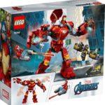 LEGO 76164 LEGO Marvel Iron Man Hulkbuster Versus A I M Agent 8