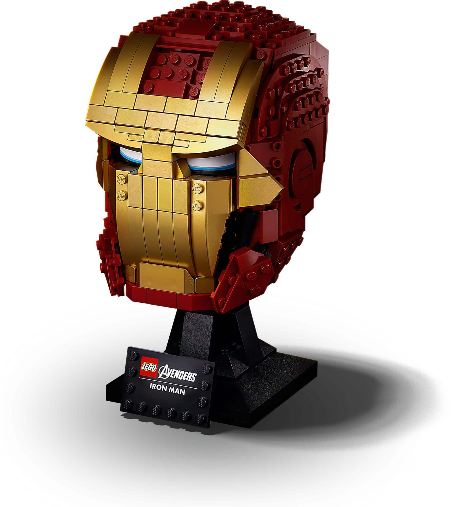 LEGO 76165 LEGO Marvel Iron Man Helmet 4