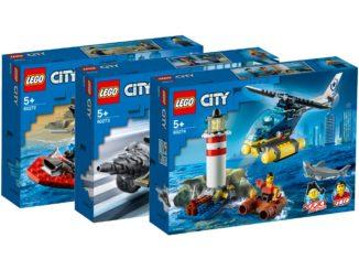 LEGO City Elite Police