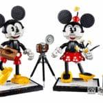 LEGO Disney 43179 Mickey und Minnie