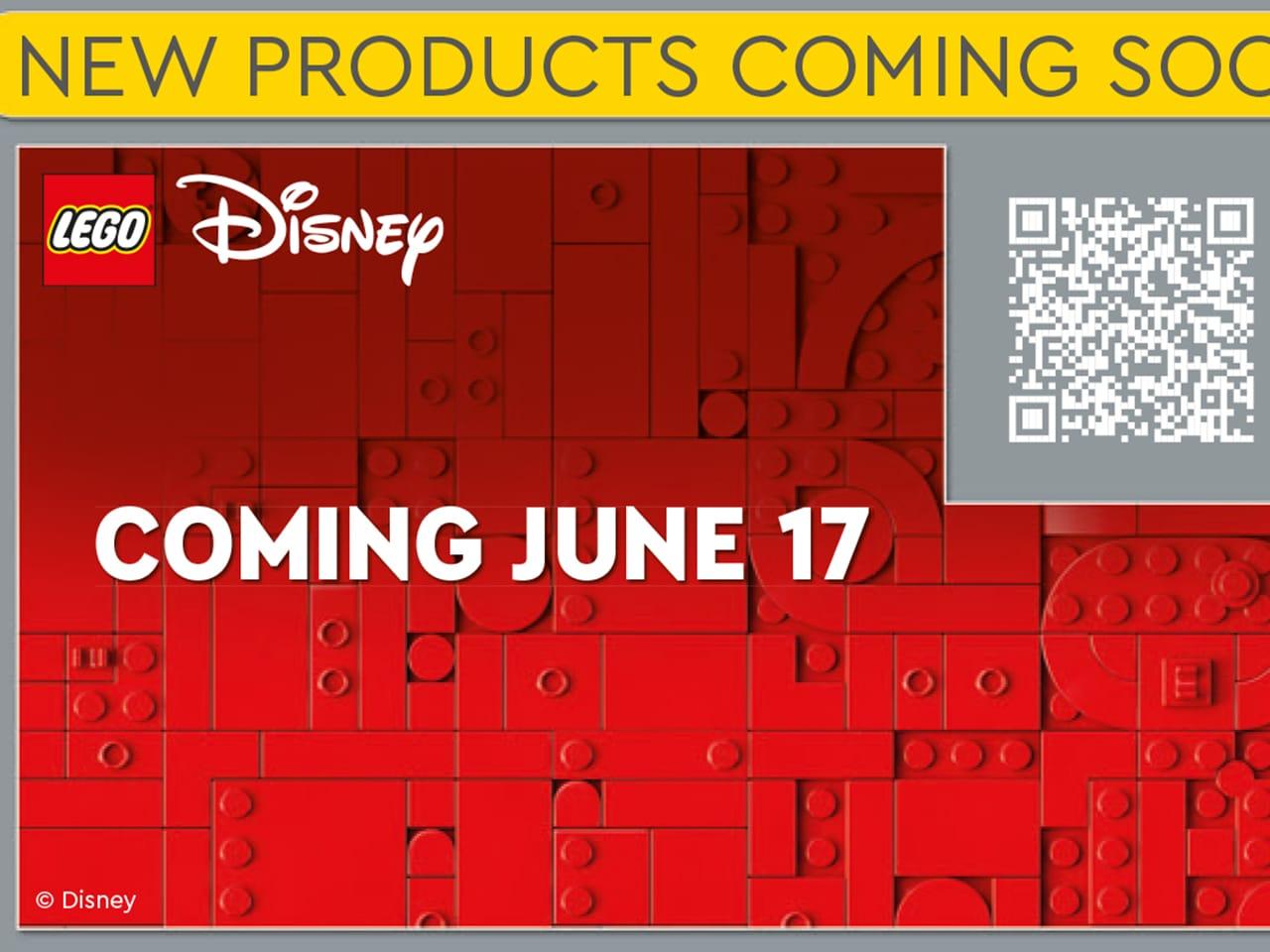 LEGO Disney 43179 Minnie Mickey Figuren