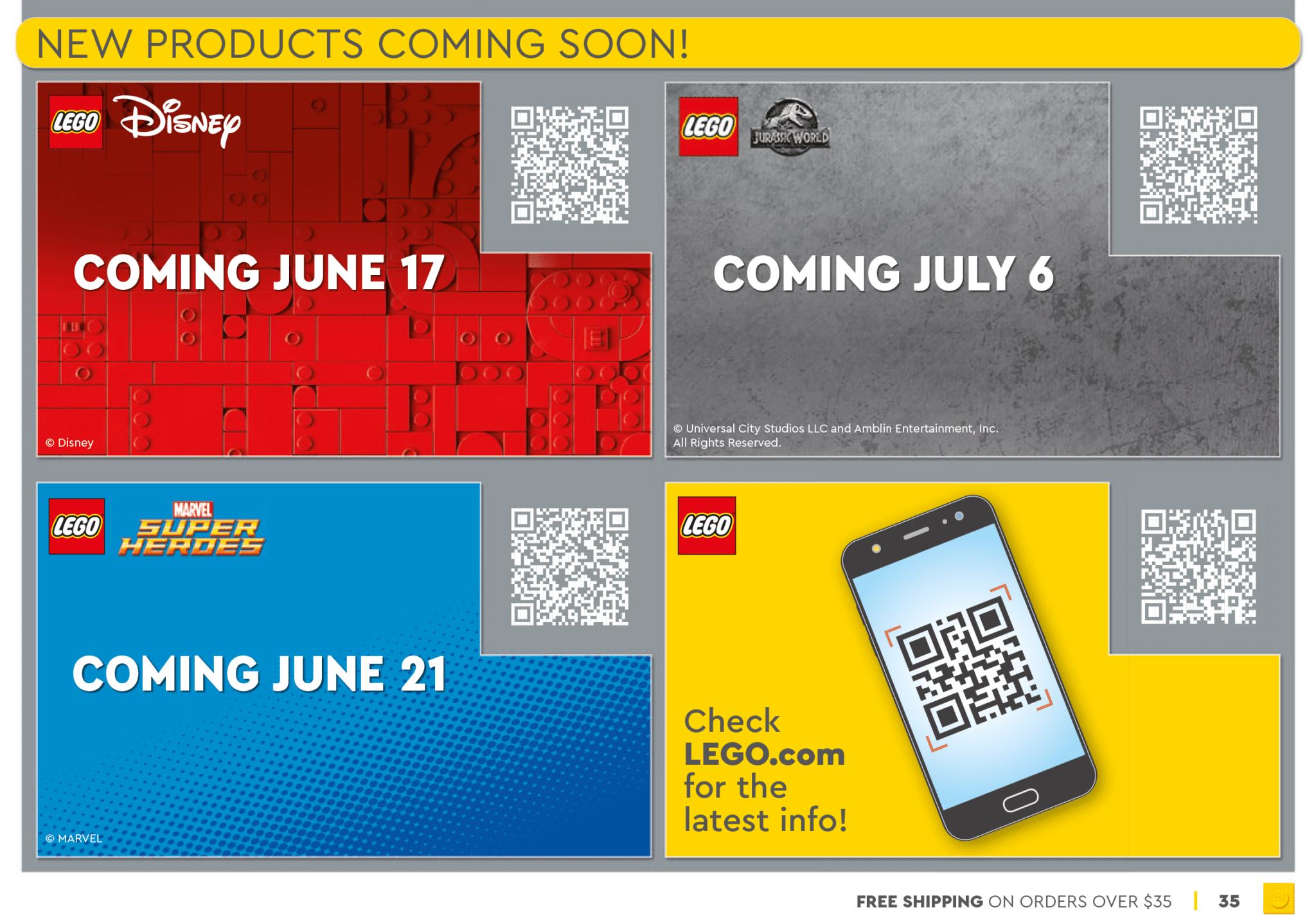LEGO Disney Teaser Juni 2020