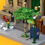 LEGO Ideas 21323 Sesamstrasse Entwurf 16