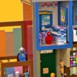 LEGO Ideas 21323 Sesamstrasse Entwurf 6