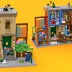 LEGO Ideas 21323 Sesamstrasse Entwurf 7