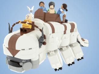 LEGO Ideas Avatar The Last Airbender (2)