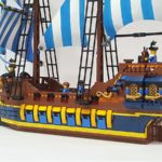 LEGO Ideas Caribbean Clipper (12)