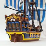 LEGO Ideas Caribbean Clipper (14)