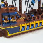 LEGO Ideas Caribbean Clipper (15)