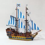 LEGO Ideas Caribbean Clipper (3)