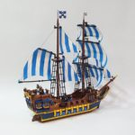 LEGO Ideas Caribbean Clipper (4)