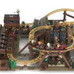 LEGO Ideas Gold Rush Mine (1)