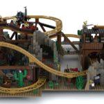 LEGO Ideas Gold Rush Mine (2)