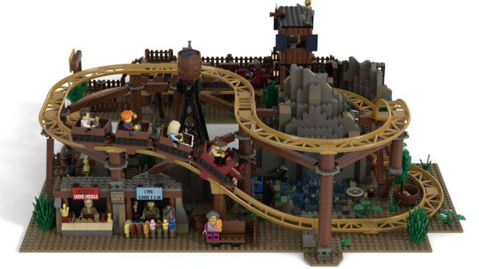 LEGO Ideas Gold Rush Mine (3)