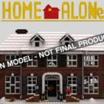LEGO Ideas Home Alone Fanmodel