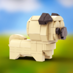 LEGO Ideas LEGO Doggo (14)
