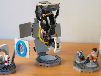 LEGO Ideas Portal 2 Glados Vs Chell And Wheatley (8)