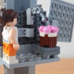 LEGO Ideas Portal2 Glados Vs Chell And Wheatley (5)