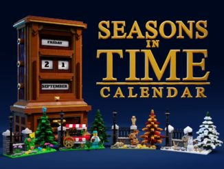 LEGO Ideas Seasons In Time Calendar (1)