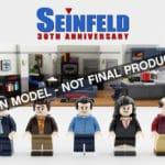 LEGO Ideas Seinfeld Fanmodel