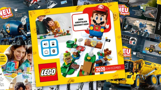 LEGO Katalog 2 Hy 2020