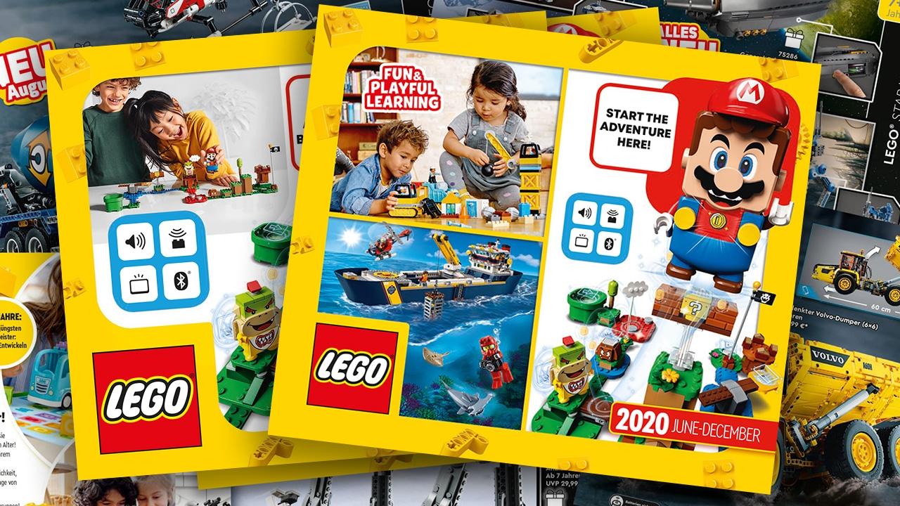 LEGO Katalog 2020 2hy