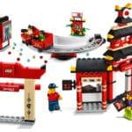 LEGO LEGOLAND 40429 Ninjago Land