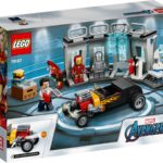 LEGO Marvel 76167 Iron Mans Arsenal 02
