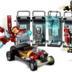 LEGO Marvel 76167 Iron Mans Arsenal 04