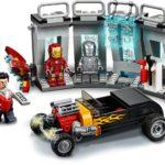 LEGO Marvel 76167 Iron Mans Arsenal 05