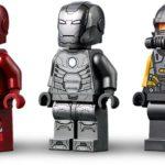 LEGO Marvel 76167 Iron Mans Arsenal 06