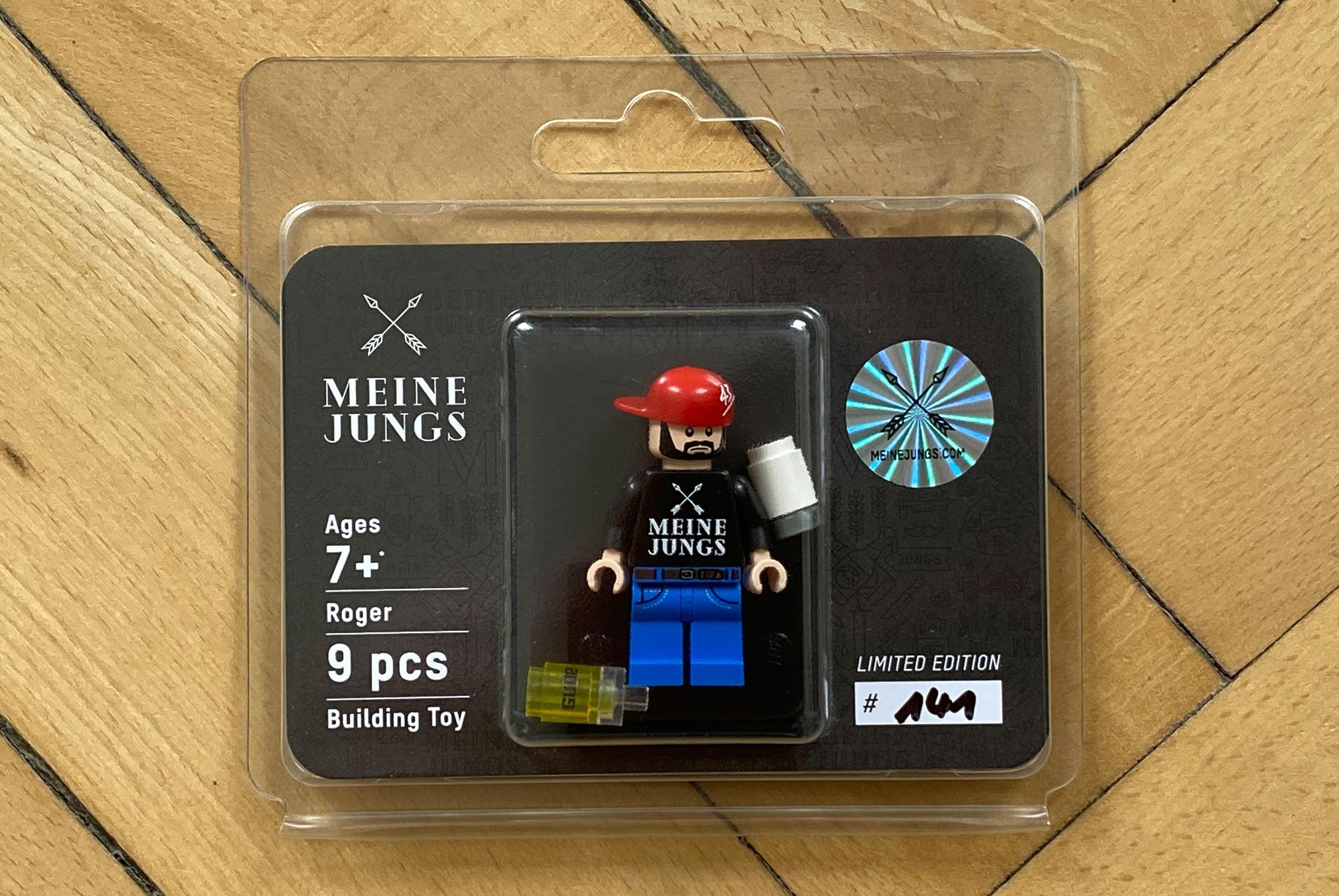 LEGO Meine Jungs Minifigur