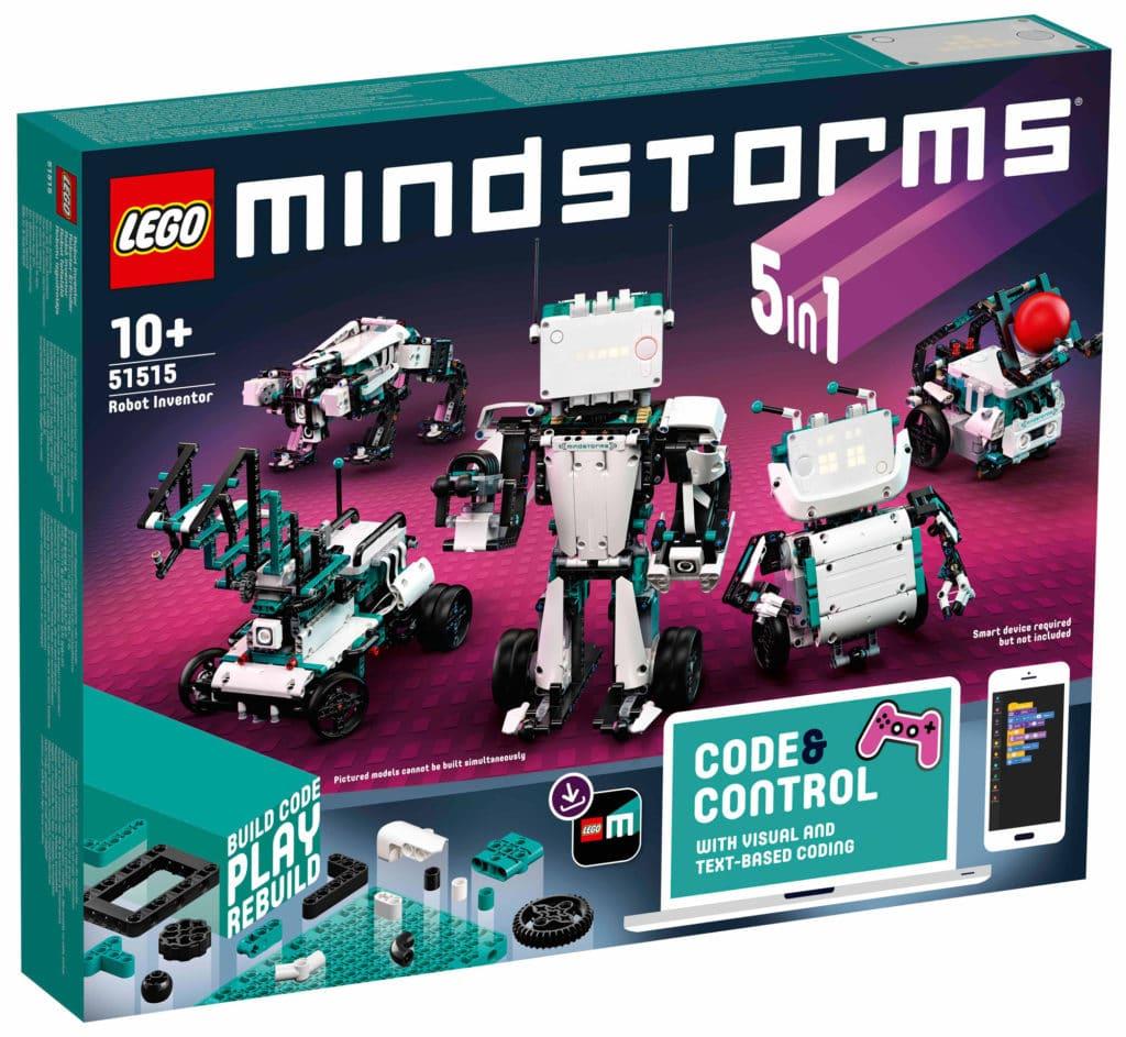 LEGO Mindstorms 51515 Robot Inventor (Box Vorderseite)